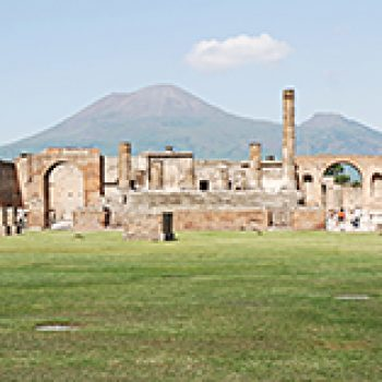 Participant on Rome and the Cities of Vesuvius January 2015